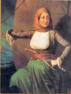 Μπουμπουλίνα Λασκαρίνα